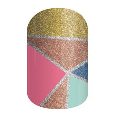 Color Crush | Jamberry Such a gorgeous combo! Perfect for spring. This is the March 2016 Sisters Style Exclusive. Only available for a limited time!
