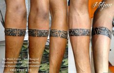tattoo bands   Maori Band Sudan - Tattoo Artists.org #maoritattoosmen