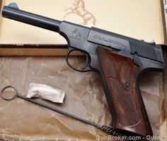 1950 COLT CHALLENGER .22 LR First Year  .I have 1 of these
