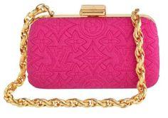 Louis Vuitton Minaudiere Jersey bag
