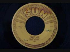Ernie Chaffin - Feelin' low - Sun Records - amazing track!!