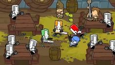 Joyous and free Castle Crashers tunes