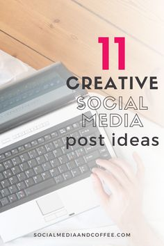 Would you like some creative social media post ideas to freshen up your page? Here are 11 ideas to get you thinking outside the box! Social Media marketing | online business | Facebook marketing | Instagram marketing | Twitter | marketing ideas | social media tips | blog | blogging | blogger | entrepreneur | small business marketing | #socialmedia #marketing #Facebook #Instagram #Twitter #blog #blogging #blogger #entrepreneur #smallbusiness
