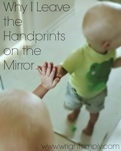 This sweet story reminds us all that kids grow up too fast, we need to cherish all the perfectly imperfect moments!