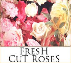 Un inebriante giardino inglese profumato di rose antiche.
