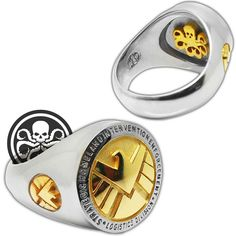 Marvels Agents of SHIELD HYDRA Ring