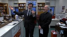 Stephen Colbert on Stephen's Catholic smarts w/ America Media brings you a brand-new interview