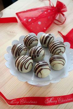 Szofika a konyhában. Christmas Time, Xmas, No Salt Recipes, Marzipan, Panna Cotta, Icing, Food And Drink, Sweets, Cookies
