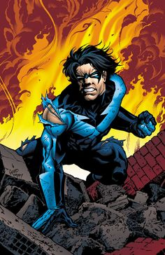 NIGHTWING VOL. 6: TO SERVE AND PROTECT TP