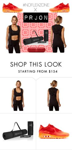 """""""No Flex Zone, Get Active in 2016 #Athleisure"""" by fashionoutletny on Polyvore featuring Bodyism, NIKE, Beats by Dr. Dre, yoga, activewear, noflexzone and Prjon"""