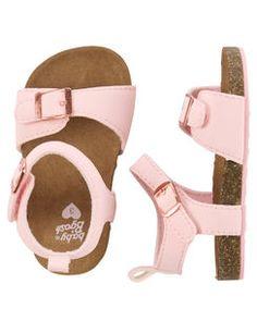 OshKosh Sandal Crib Shoes