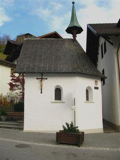 Schruns, Litzkapelle (Bludenz) Vorarlberg AUT