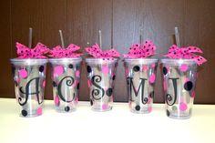 cute ideas - DIY for bridesmaid
