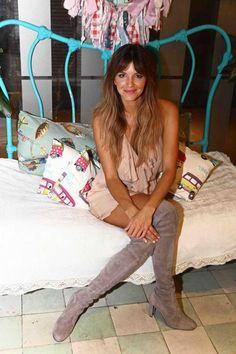 Carolina peleritti argentina farandula pinterest for Revistas argentinas de farandula