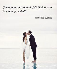 Frases de amor para bodas. Una bonita manera de dejarnos claro lo que es amar