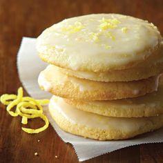 Ricotta Lemon Cookies Recipe -Recipe courtesy of Galbani Cheese