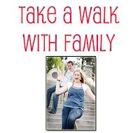 Take a walk with family to keep you and your relationships healthier! fit-healthy-happy