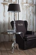 WINSTON WINETABLE WITH LAMP