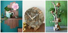 Obiecte decorative din lemn care transforma decorul casei – Idei creative DIY  Dupa cum v-am obisnuit, incepem comentariul nostru cu o scurta introducere si facem asta pentru a va aduce cat mai aproape de subiectul pe