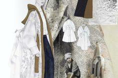 Amanda Svart portfolio, Westminster.