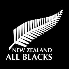 New Zealand All Blacks New Zealand Rugby, All Blacks Rugby, Kiwiana, Hard To Get, Vector Free, Logos, Image, Cricut Ideas, Maori