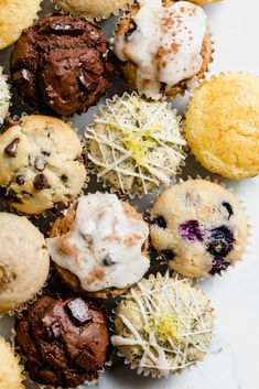 Anything But Basic Muffin Recipe (with 9 variations!)