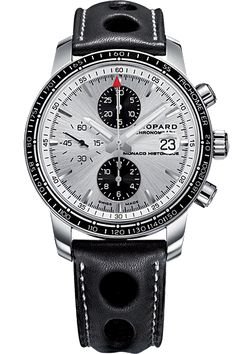 Chopard Mille Miglia, but I like it with the metal bracelet