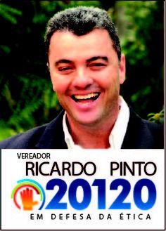 Ricardo Pinto como atleta, goleiro de importantes equipes do futebol brasileiro como Atlético-PR, Corinthians e Fluminense, agora vai à campo para defender a ética e a transparência na política.