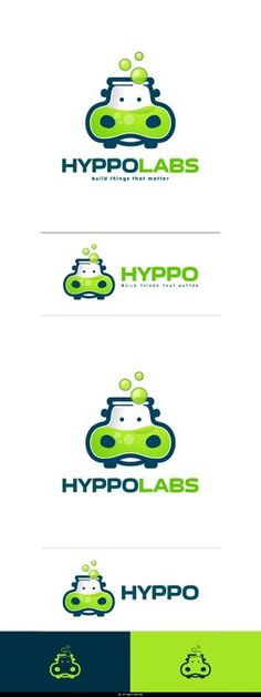 Create a hip logo for a startup building technology that focuses on social impact by Mrs. HC