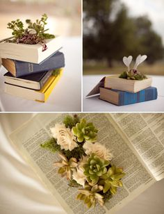 Library Themed Weddings Pinterest Centerpieces And Wedding