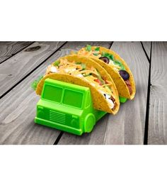 Uncommon Gifts and Taco Truck Taco Holders at Perpetual Kid. we'll take a truck filled with delicious crunchy tacos any Toy Trunk, Taco Holders, Cheese Tacos, Cool Inventions, Taco Tuesday, Tuesday Humor, Sunday Brunch, Picky Eaters, Food Truck