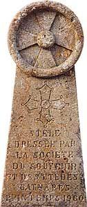 The Cathars  and Christian Cathar cross