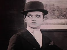 """Stan Laurel in """"Under Two Jags"""" Silent Feature 1923"""