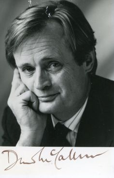 David McCallum - did you know that he was married to Jill Ireland from 1957-1967? they had two sons together
