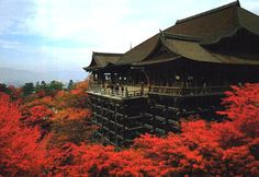 Kiyomizu-dera - Japón