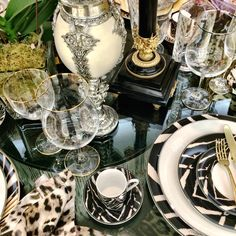 Tableware Collection Roberto Cavalli