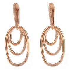 587 melhores imagens de jóias no Pinterest   Ear rings, Earrings e ... aa88493ebd