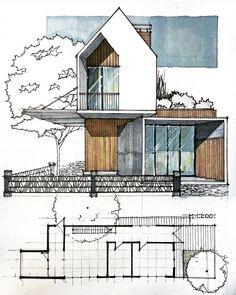 #croqui #sketch #architecture #engenharia