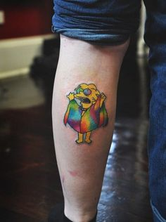 Simpsons Tattoo