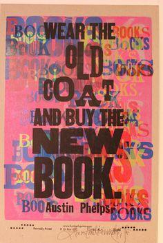 Amos Kennedy Print.    thelittleredpaperclip.blogspot.com
