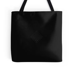 Geometric minimalistic printed bag
