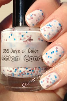 365 Days Of Colors - Cotton Candy