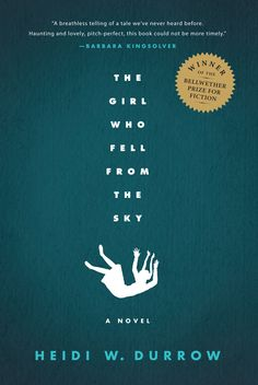 The Girl Who Fell From the Sky by Heidi Duro (image credit Oneworld Publications) VIA Amazon.com