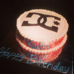DC cake. #boycakes