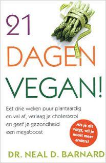 [Boek review] 21 dagen vegan! ~ Bewust groener