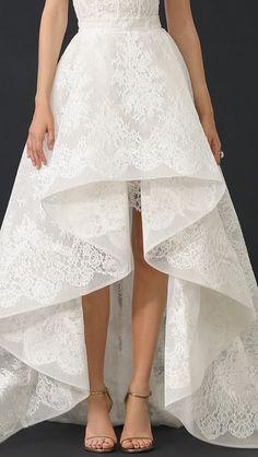 Monique Lhuillier Hartley Skirt
