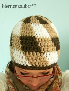 hat - free pattern (Deutsch) ~ x-posted