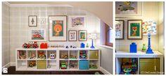 10 sposobów na kreatywną aranżację ściany w pokoju dziecka - Homebook.pl oznacza wnętrze