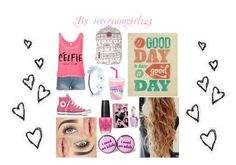 """""""Célfie"""" by icecreamgirl123 ❤ liked on Polyvore"""
