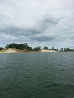 Dunes of Lake Ontario, N.Y.